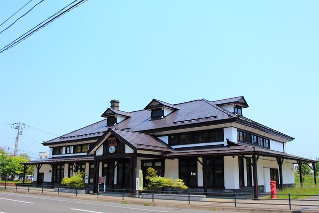 建築から1世紀!当時の面影残る道内最古の木造建築駅舎「旧室蘭駅舎」