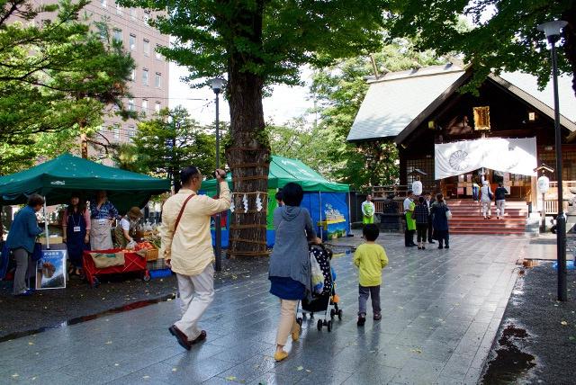 茶に特化したイベントを札幌で―3年越しの夢実り「北の茶縁日和」開催