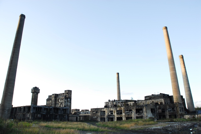 戦後70年たった今もサハリンに残る 日本領時代の製紙工場跡7箇所