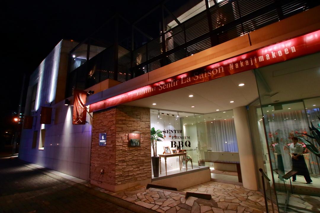 都心でテラスBBQ!中島公園のレストランで豪華ビュッフェイベント開催