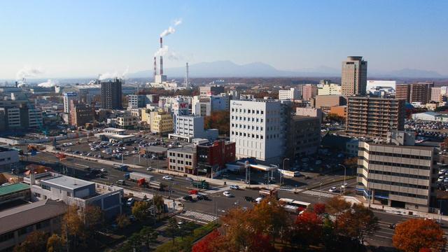 苫小牧市が釧路市を抜いて道内4位!47年ぶりに四大都市が変動