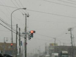 北海道の信号はなぜ縦型なのか
