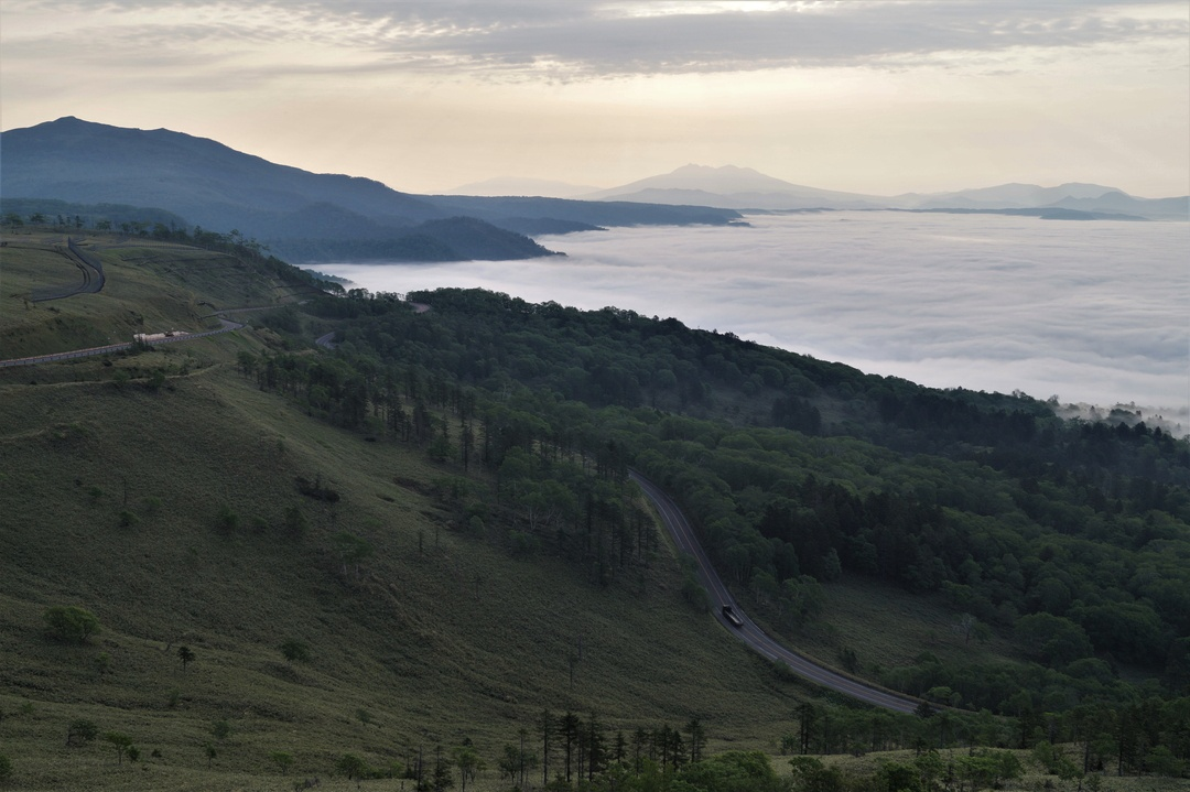 屈斜路湖&摩周湖の雲海を見るならココへ行け!周辺雲海スポット7選