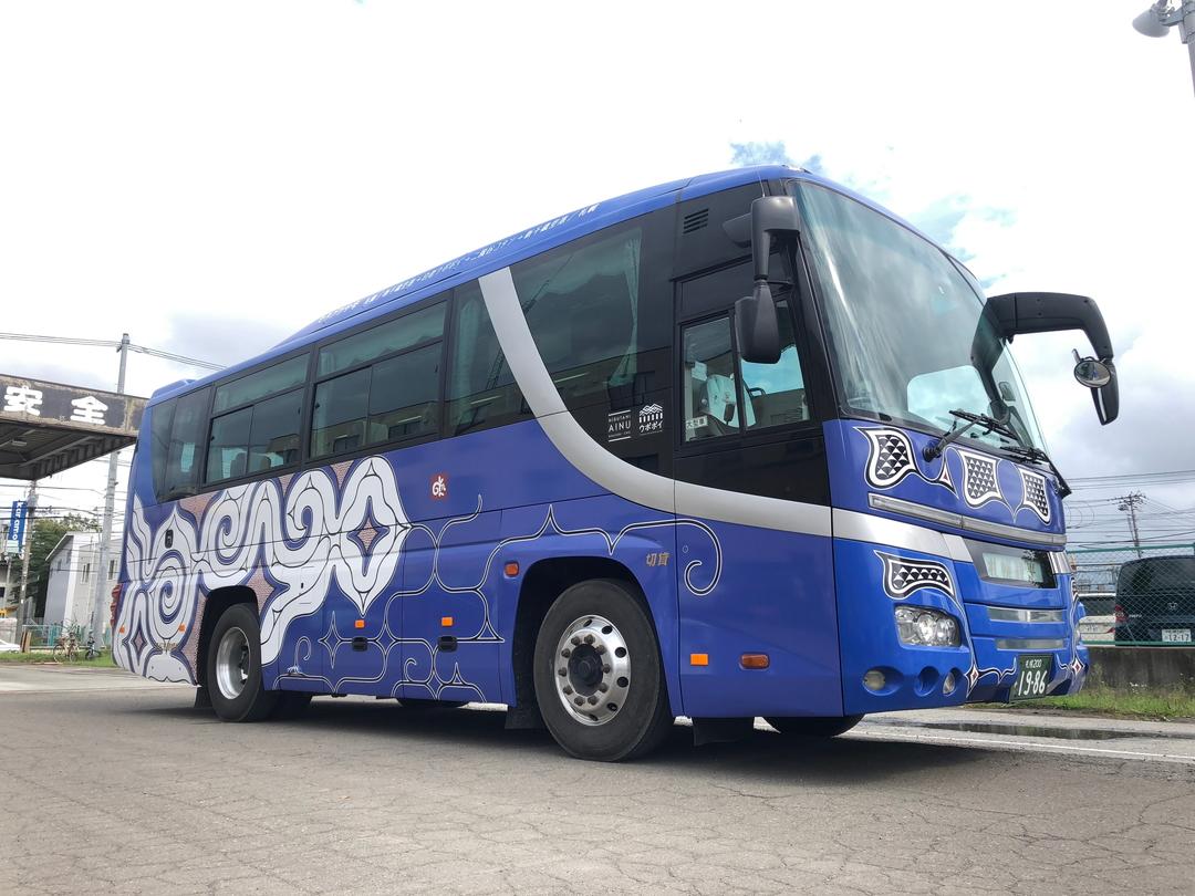 周遊バス「セタプクサ号」運行開始!空港・ウポポイ・二風谷を直通で結ぶ