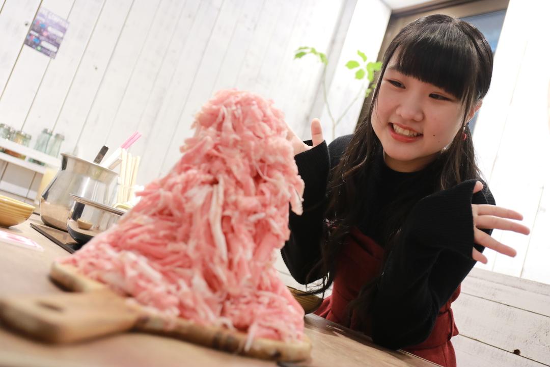 史上最強の極薄ラム肉が口の中で溶ける!札幌ラムしゃぶ専門店「ONIUSU」