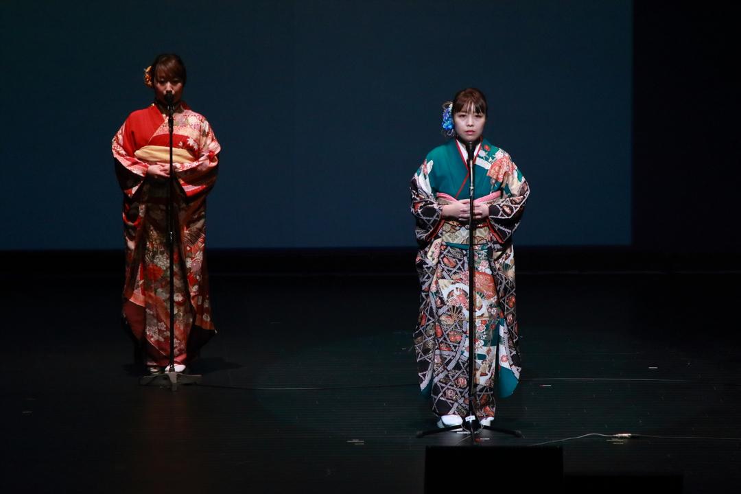 歴代優勝者が集結―27年ぶりの江差追分札幌コンサートをhitaruで開催