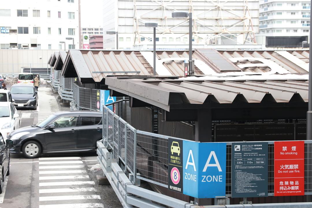 JR札幌駅の屋上には何があるのか?そこに地名が書かれている理由とは