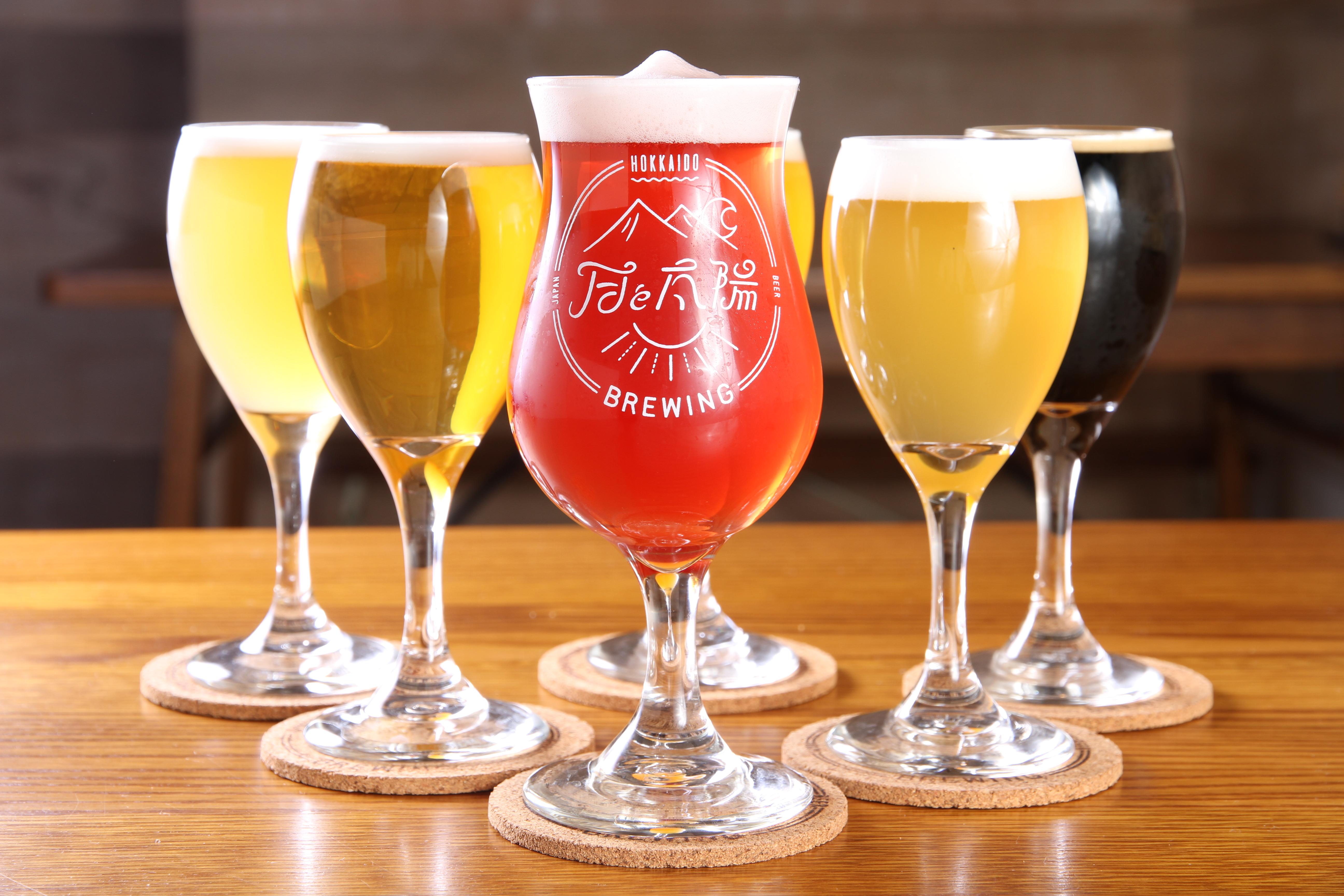 札幌「月と太陽 BREWING」で北海道愛に溢れた自家醸造クラフトビールを