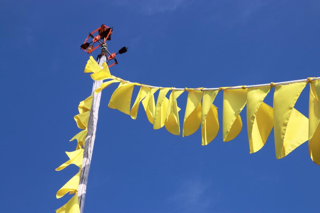 夕張「幸福の黄色いハンカチ想い出ひろば」で名作の感動シーンを懐かしむ