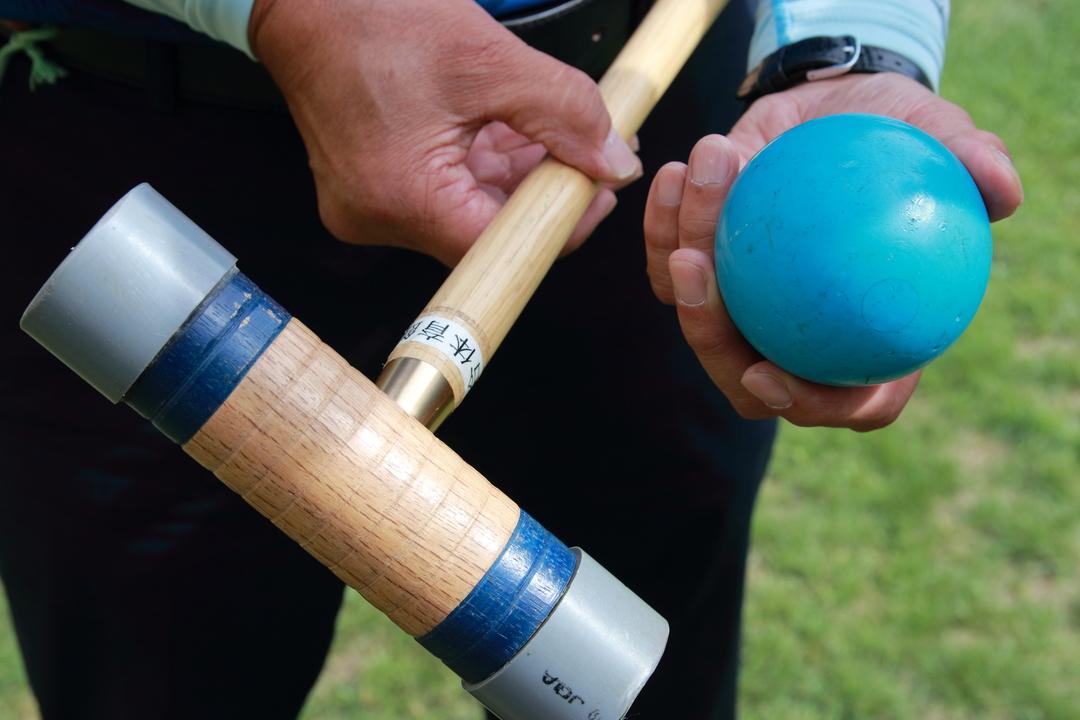 北広島市で誕生したスポーツ「ゴロッケー」って何?