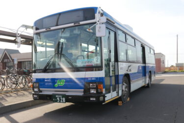 JR日高線転換バス運行開始で苫小牧―えりも間に「特急とまも号」を新設