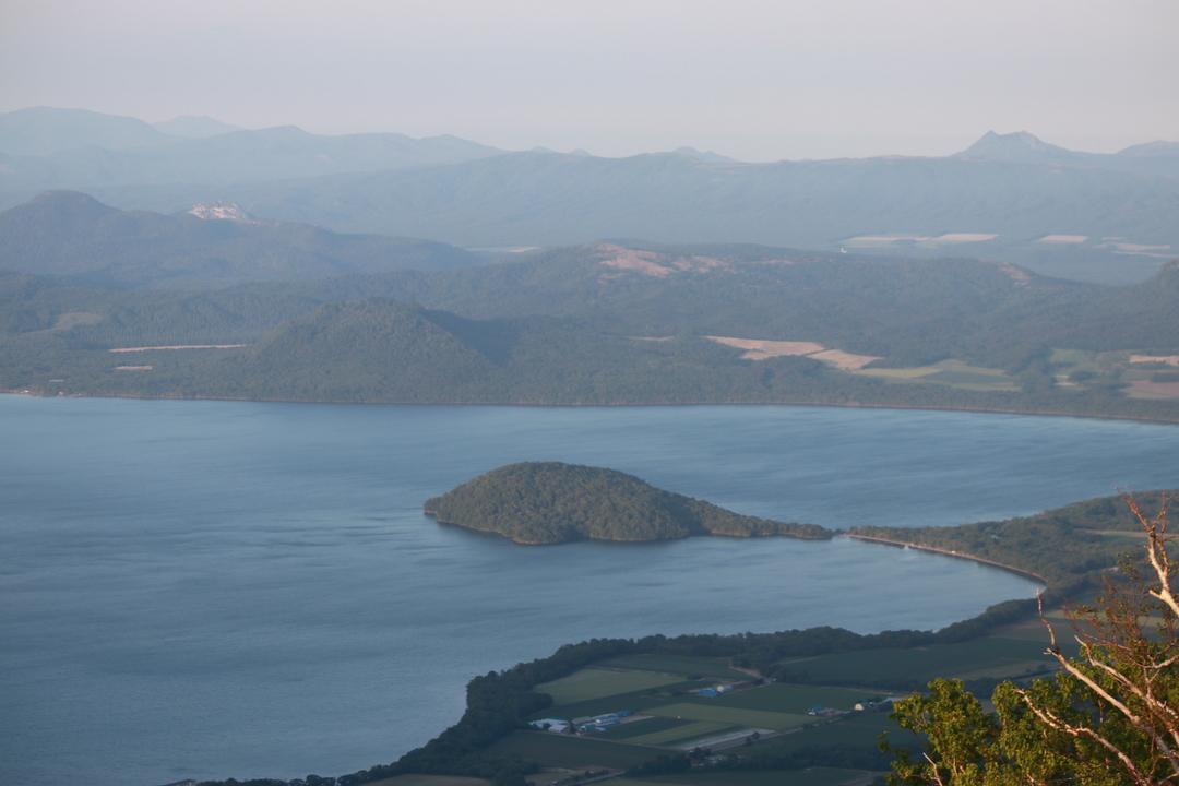 ミンミンゼミ北限の生息地は屈斜路湖の和琴半島だった