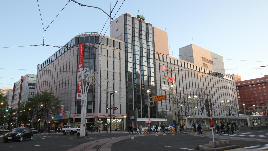 ススキノラフィラに「ありがとう」の声―札幌松坂屋から46年の歴史に幕