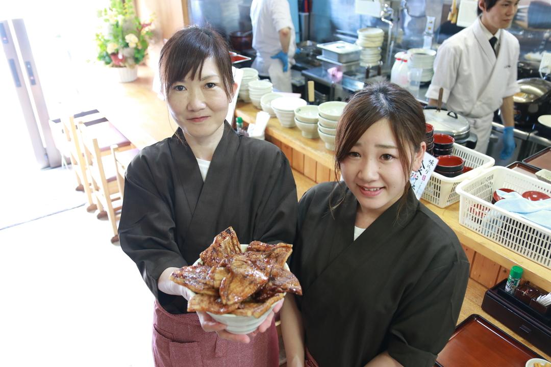 大盛りの十勝豚丼が新登場!名店「㐂久好」帯広総本店がリニューアル