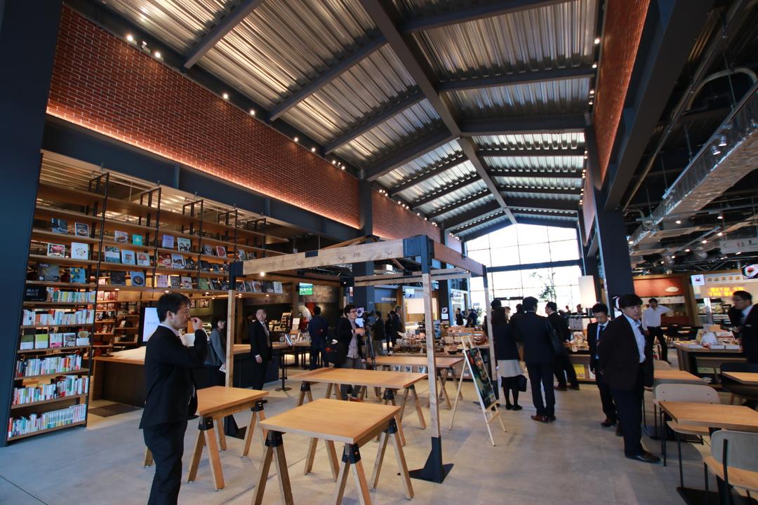 森の中の図書館が江別に―北海道2号店「江別 蔦屋書店」オープン!