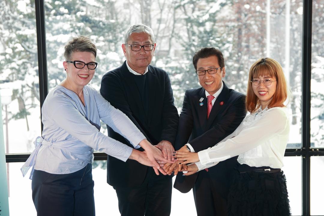 初の冬開催に。雪と寒さ活かし札幌らしさ目指す「札幌国際芸術祭2020」