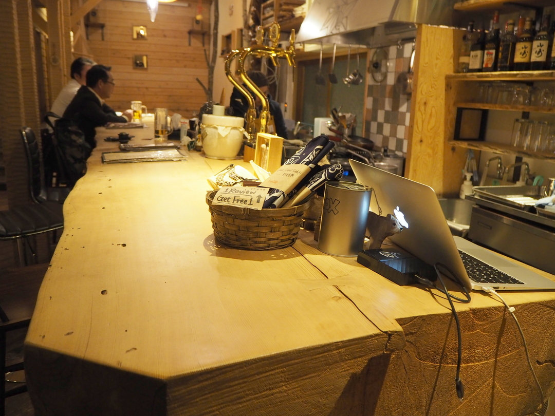 都会の中の山小屋!札幌すすきの近くのゲストハウス「サッポロッジ」