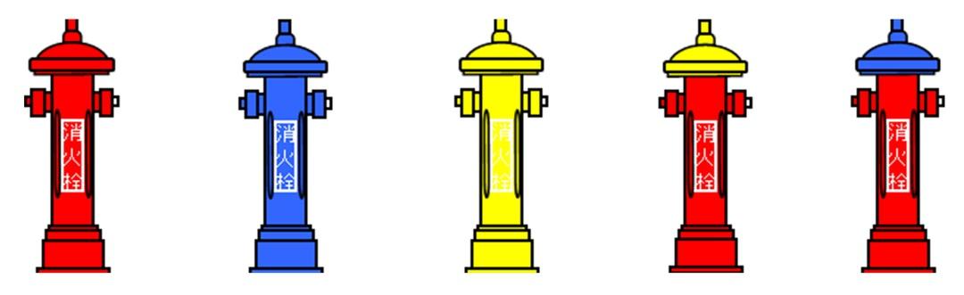 小樽の消火栓はなぜカラフルなの?小樽市消防本部に答えを聞きました