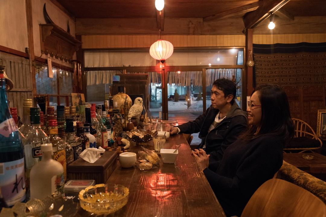 余市町でエキゾチックなひと時を。カフェ&バー「天照 amaterasu」