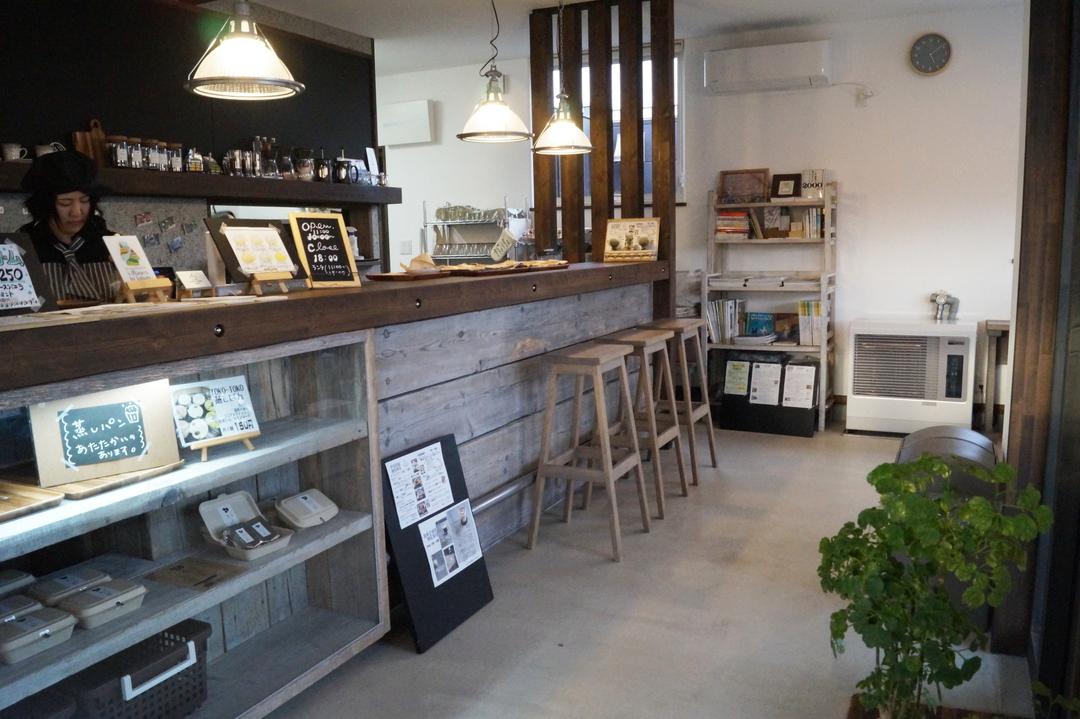 「玉ちゃんまん」が人気!清里町「TOKO-TOKO」がおしゃれカフェに!