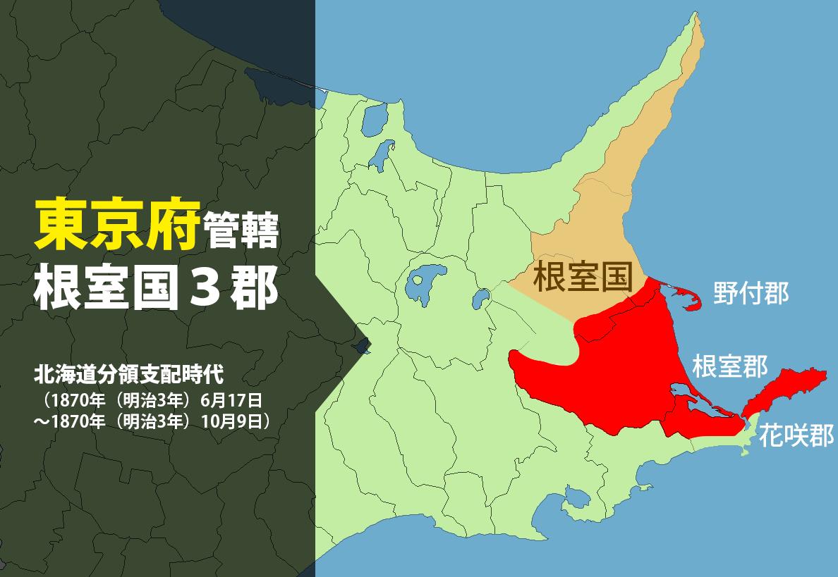 北海道根室・別海が東京の管轄だったってホント?明治初期の分領支配時代の真相