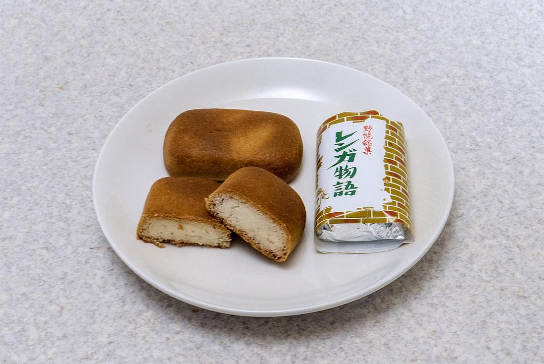 レンガが餅に、和菓子に、そしてパンに?江別のユニークなレンガたち