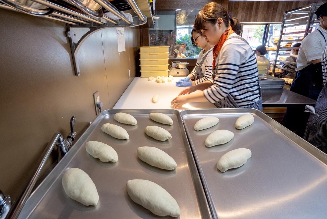 そのサイズは20㎝×10㎝!札幌麻生にコッペパン専門店「でぶぱん」誕生