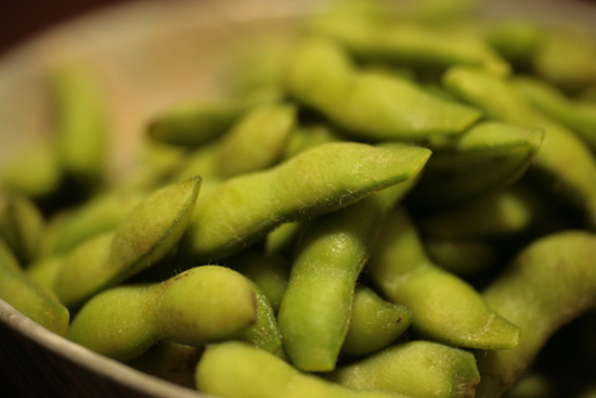 注目を集める中札内村の枝豆
