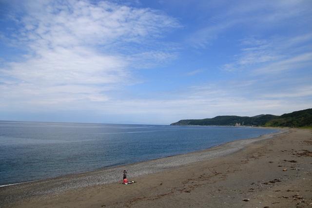 江ノ島は北海道にもあった!日本の渚百選認定 島牧村「江ノ島海岸」