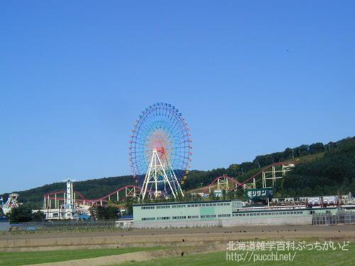 北海道に観覧車はいくつある?一番大きい観覧車は?