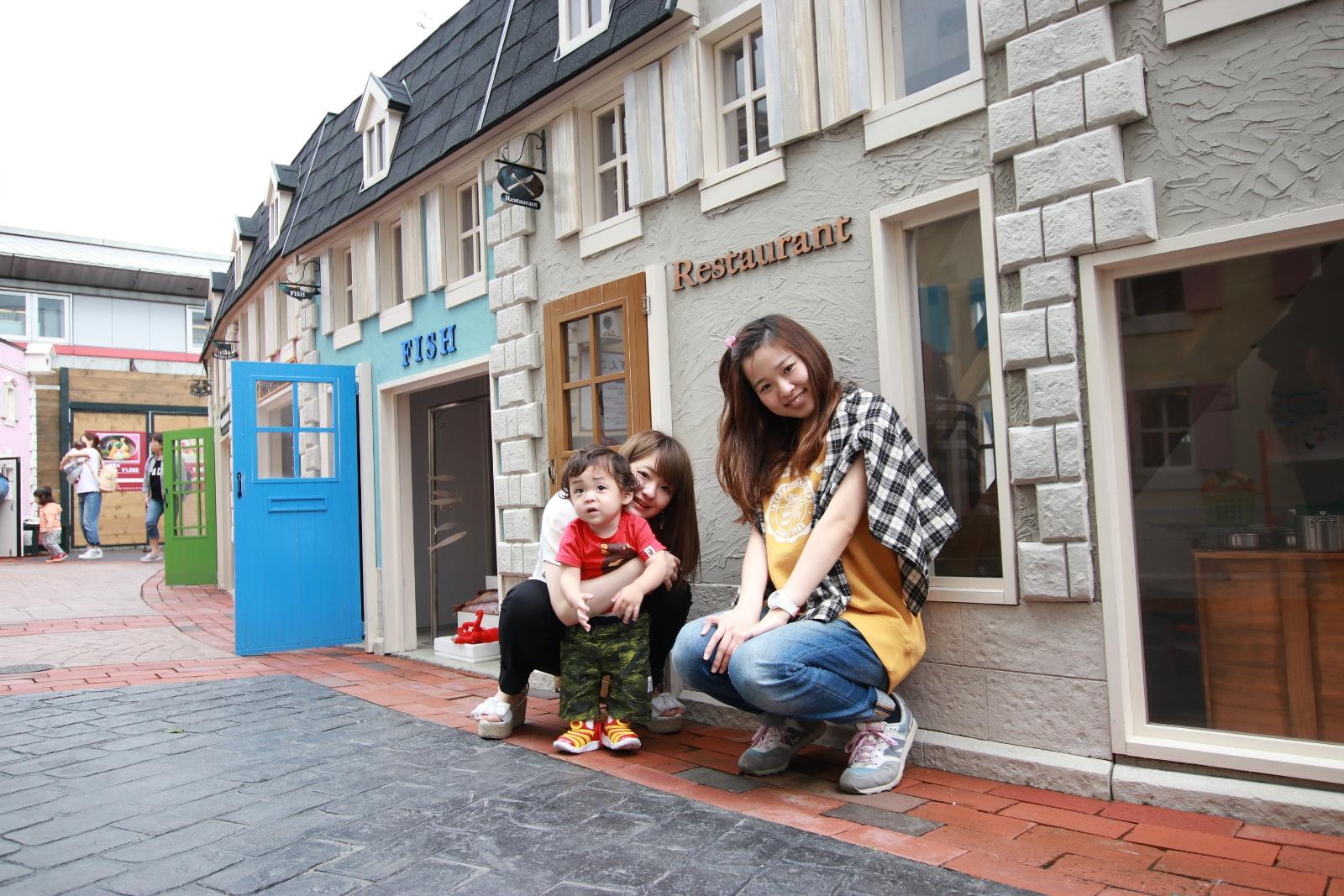 小さな街並みが出現!白い恋人パークに親子で遊べるガリバータウン誕生