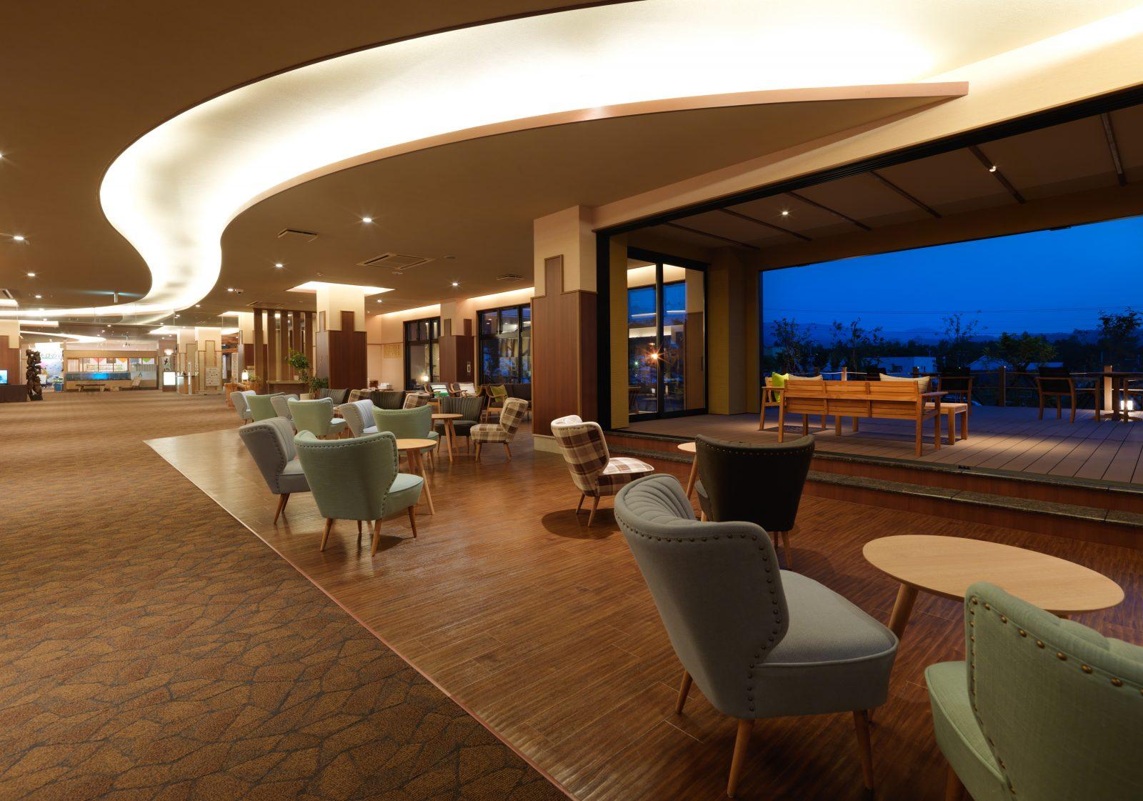 知床プリンスホテルが一新!知床感じる星見テラスや遊びの森を新設!