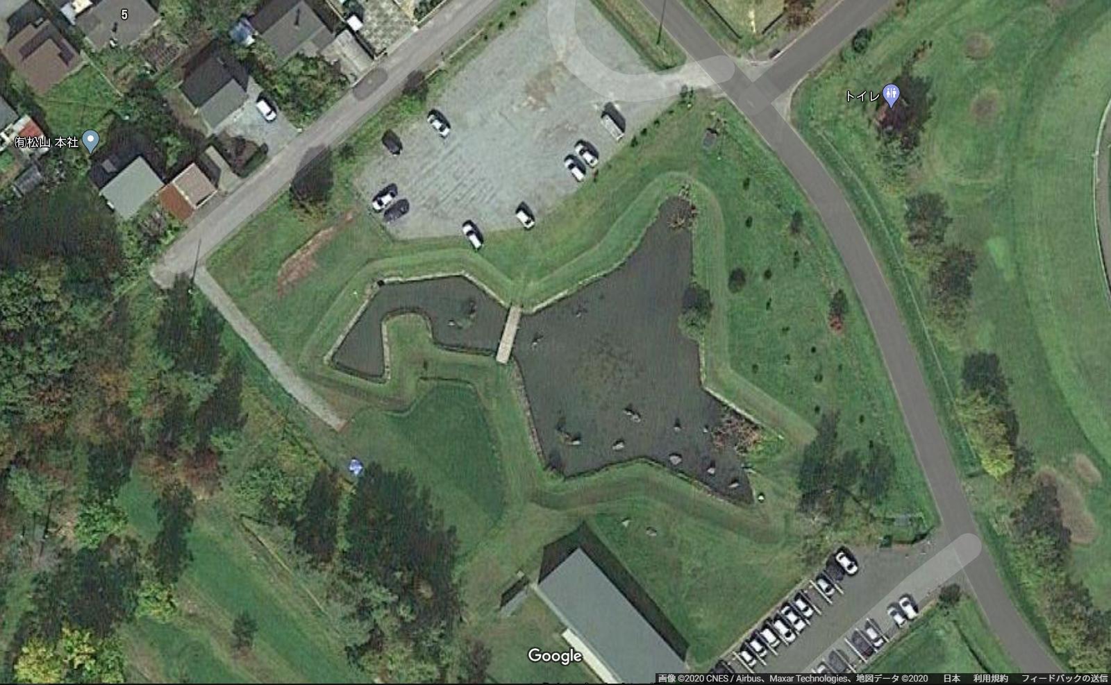 上空から見たら北海道だった!北海道の形をした池・沼・島まとめ