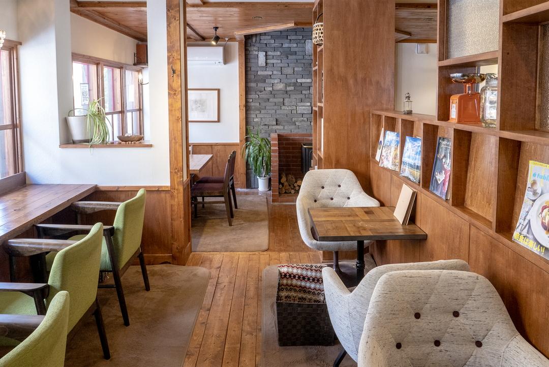 定山渓温泉街におしゃれなカフェが!アップルパイ専門店「J・glacee」