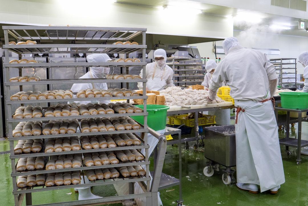 小樽「かま栄」のかまぼこは こうして作られる!工場見学してきました