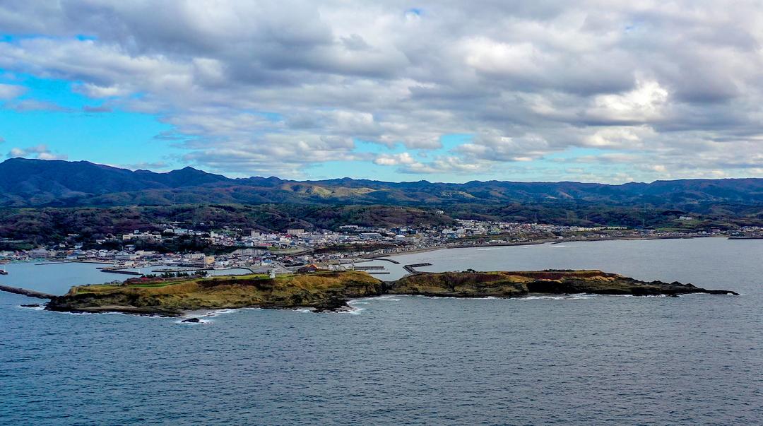 江差町のシンボル「かもめ島」を散策するならどこが見どころ?