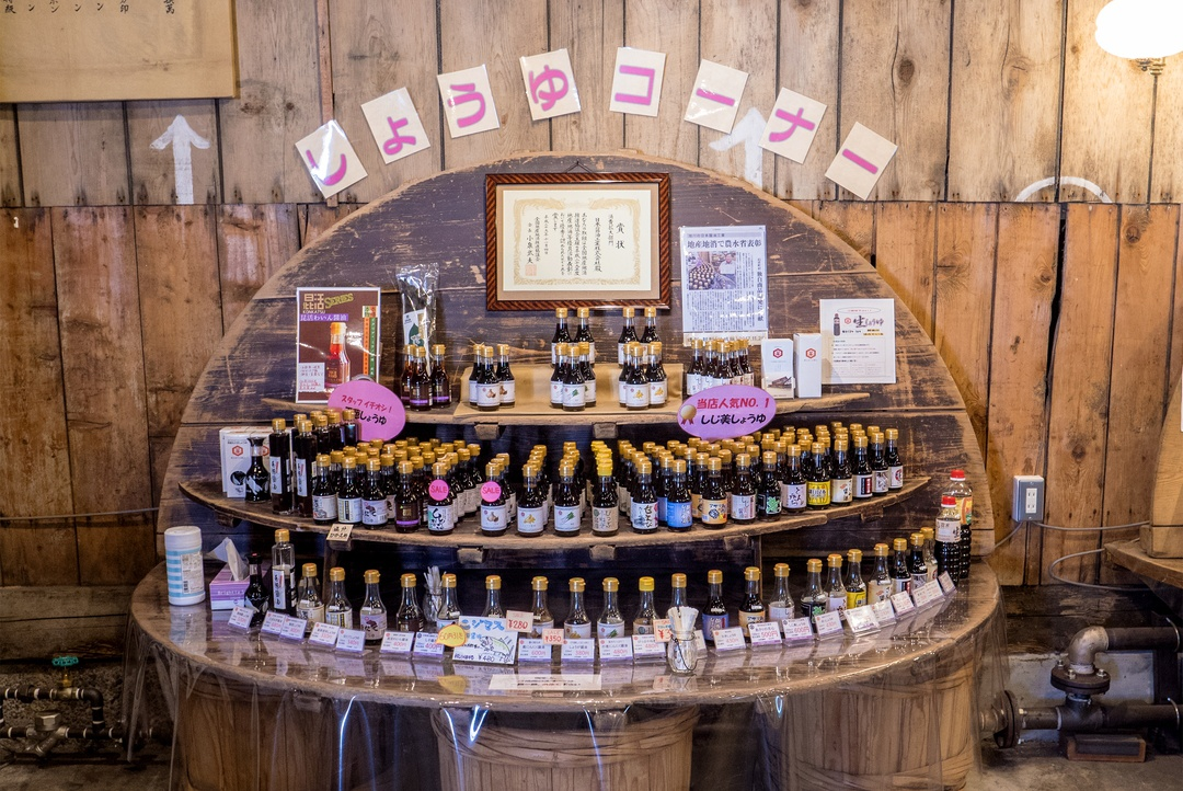 明治時代の社屋は今も現役!旭川最古の醤油醸造業「日本醤油工業」