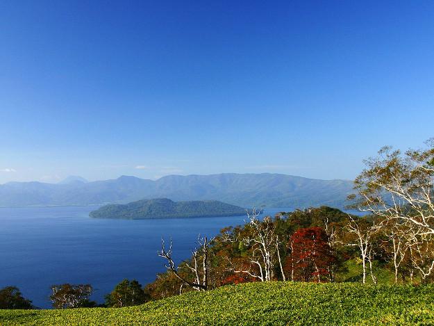 屈斜路湖をちょっと違った視点から眺めたいなら藻琴峠と津別峠へ