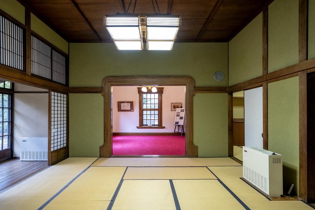 和洋が入り乱れる!札幌の明治建築「旧永山武四郎邸・旧三菱鉱業寮」
