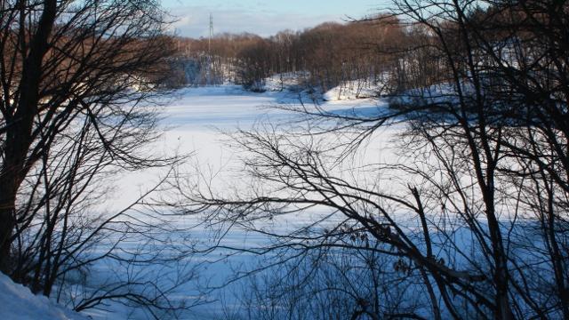 北海道で最初の溜池はどこかご存知?今も現役「峰延二号川溜池」