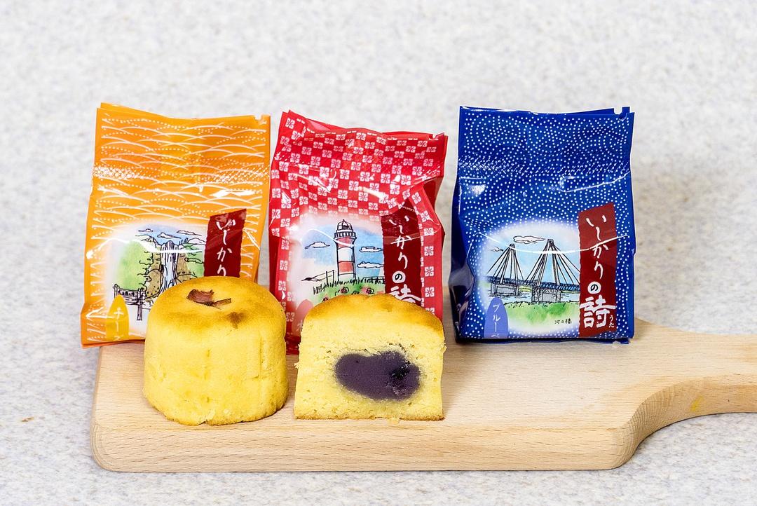 溶けないアイス!? 石狩市の菓子店が開発した新食感の「くずバー」が話題