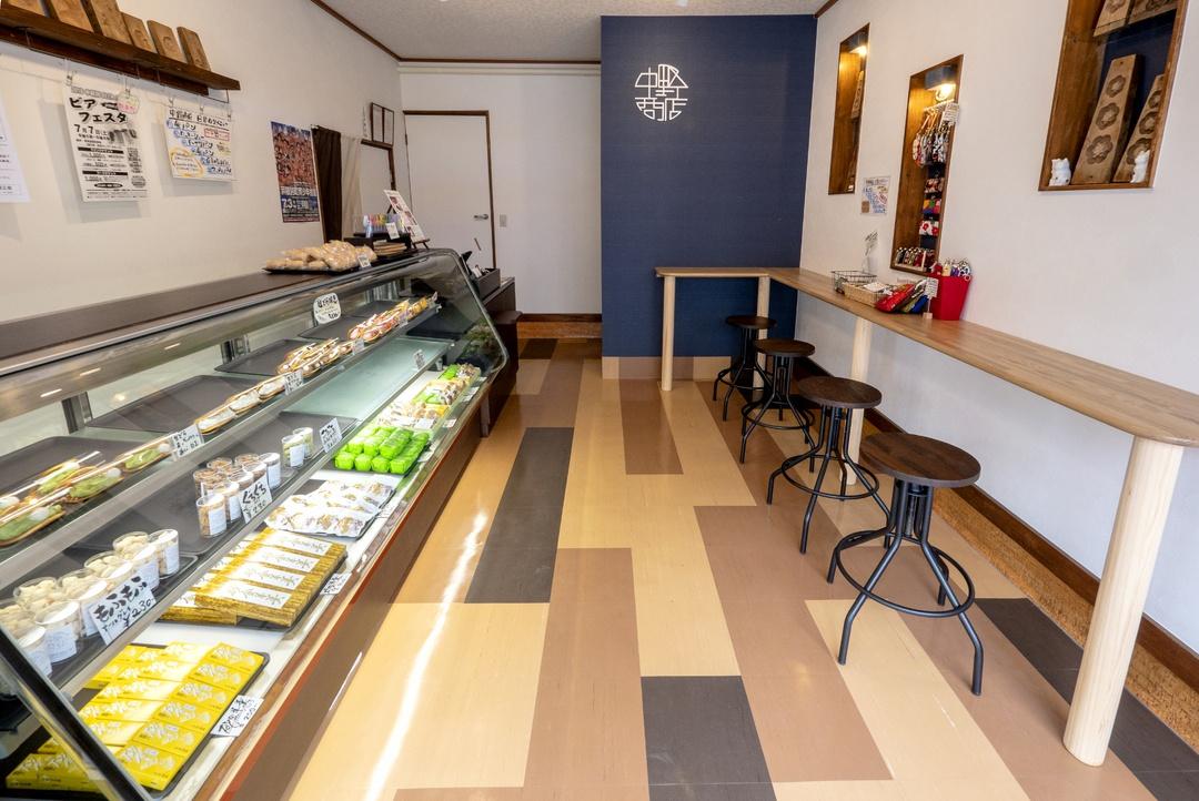 とらや菓子店から中野商店へ―20代の青年が中頓別の老舗菓子店を継承