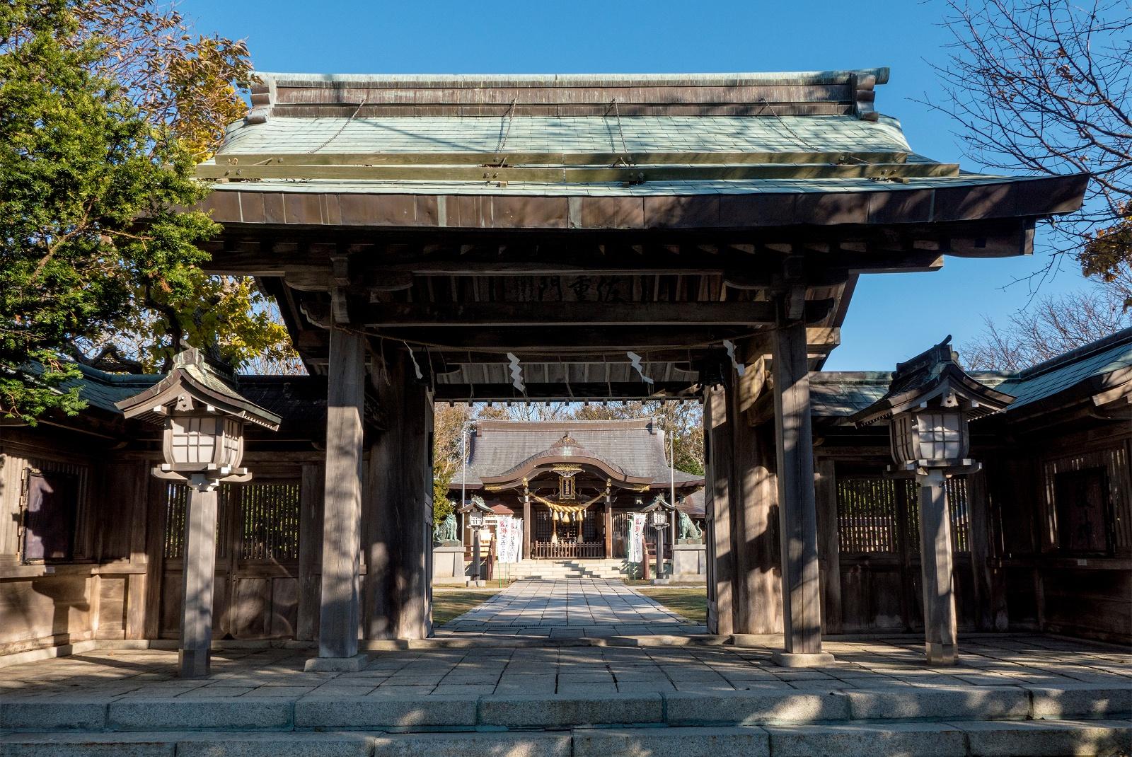かごからサンマを釣り上げるおみくじがおもしろい!根室・金刀比羅神社