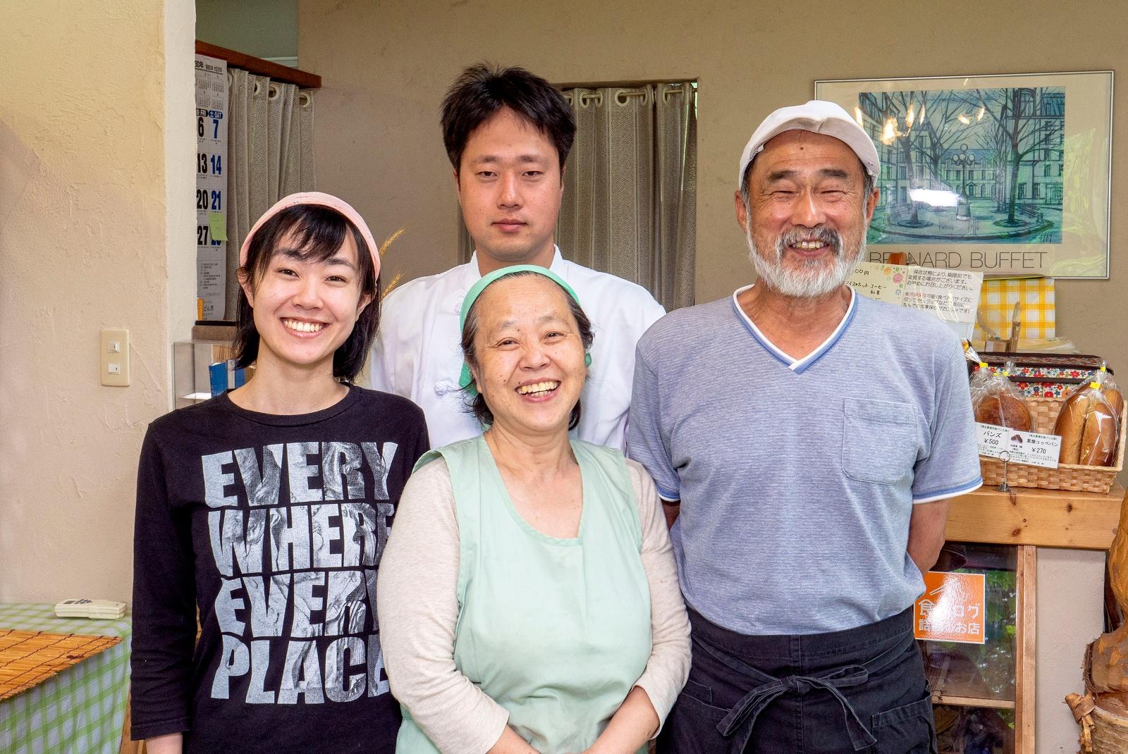 牛飼いを目指し北海道に来た夫婦がニセコで石窯パン作りを始めた理由