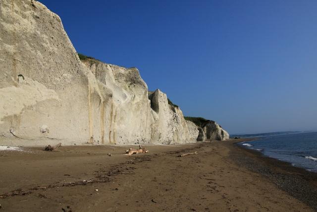 グランドキャニオン! ウロコ! 白い壁! 乙部町で見るべき海岸7選