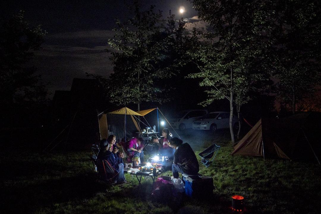 手ぶらでキャンプが可能!ニセコリバーサイドヒルキャンプ場が誕生