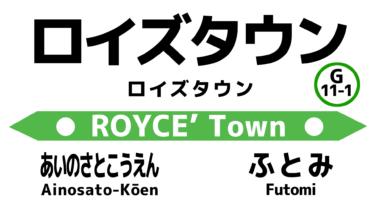 札沼線(学園都市線)に新駅「ロイズタウン駅」2022年4月に開業