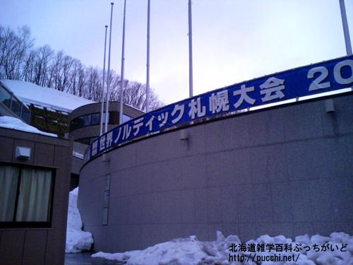 ノルディックスキー世界選手権札幌大会