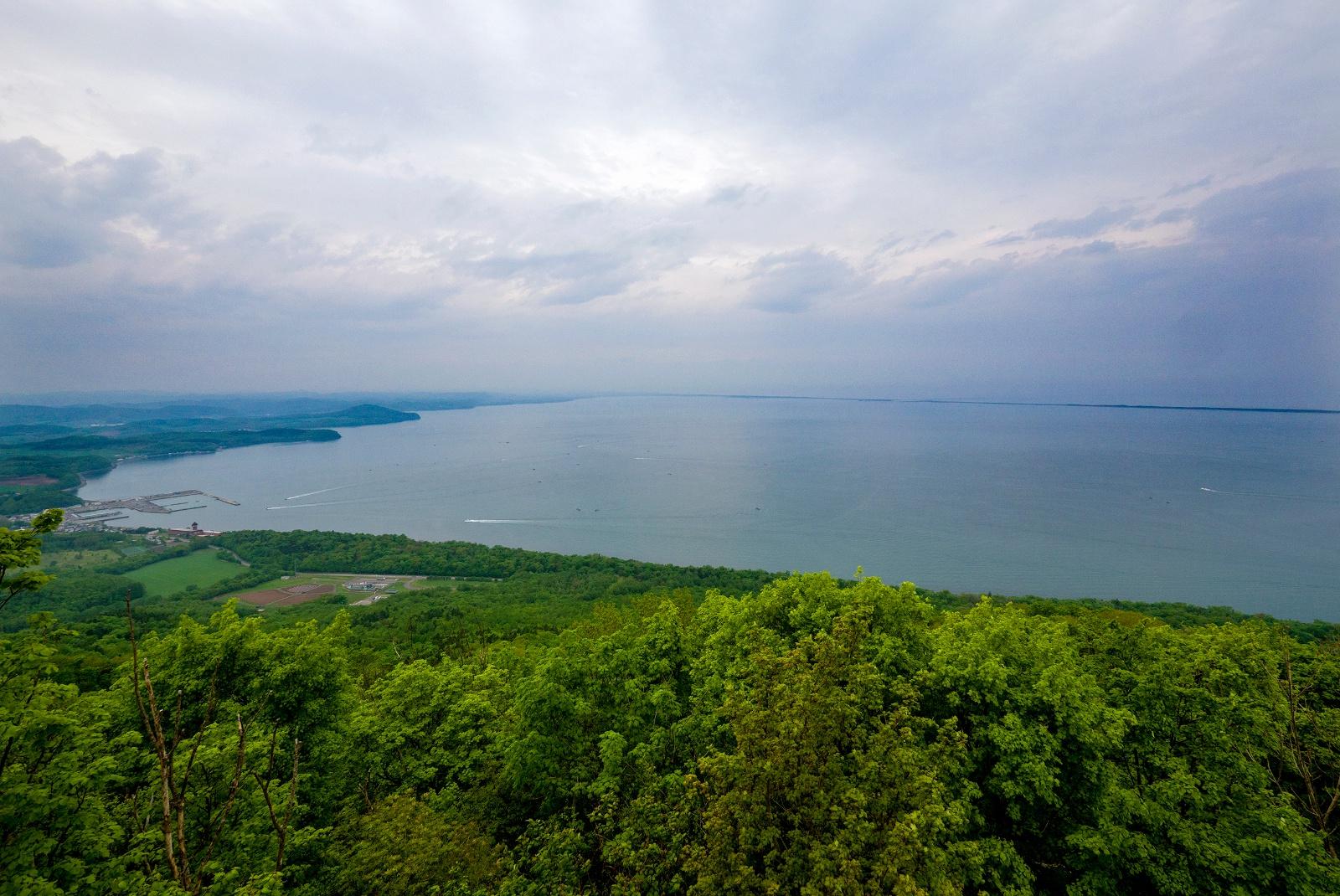 道内最大の湖「サロマ湖」を見るならココへ!周辺の展望台4選