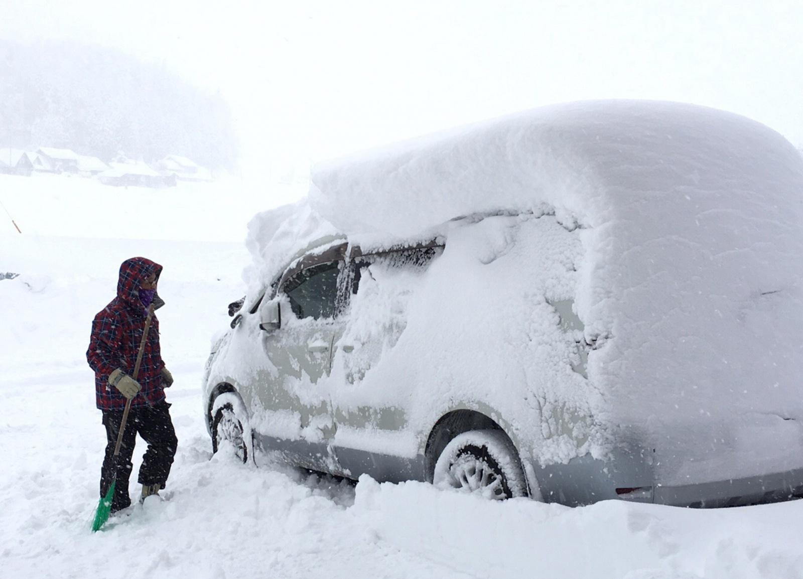 雪の量は本当に毎年同じなのか?帳尻を合わせる積雪量のウソホント